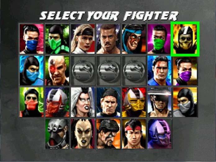 Ultimate encheu o game de personagens (Foto: Reprodução)