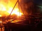 Homem é suspeito de incendiar casa da ex-mulher no interior do Acre