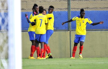 Equador surpreende a Argentina na estreia do Sul-Americano sub-17