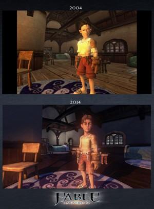 'Fable Anniversary' é remake em HD de primeiro jogo da série (Foto: Divulgação/Lionhead)