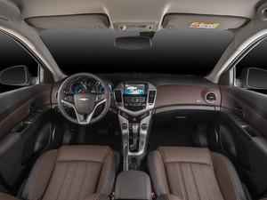 Auto Esporte Primeiras Impress 245 Es Chevrolet Cruze 2015