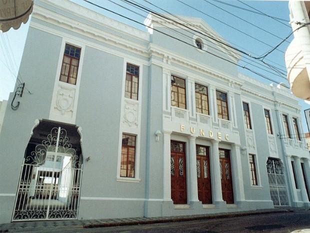 Fachada da Fudec em Sorocaba (Foto: Reprodução)