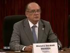 Presidente do Tribunal Superior Eleitoral critica clima de insegurança