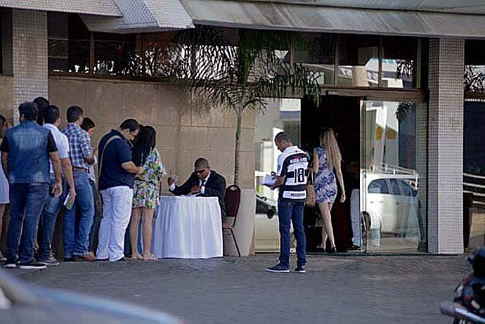 Cuiabá é a primeira cidade a receber as Seletivas Regionais (Foto: Gshow)