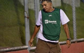 Vice com River-SE, Edmilson Santos lamenta possível desistência do clube