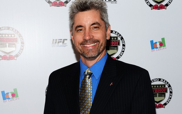 Keith Kizer  executive director of the Nevada State Athletic Comission (Foto: Getty Images)
