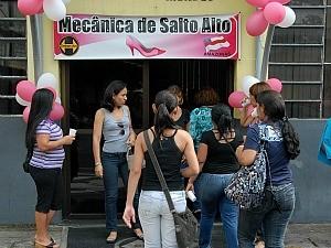 Curso é direcionado para mulheres (Foto: Divulgação/Detran)