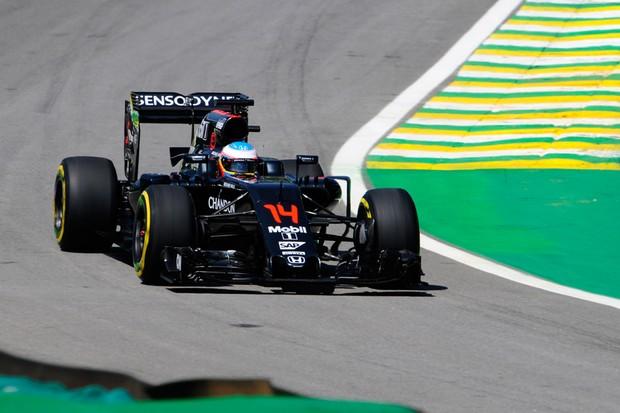 Fernando Alonso (Foto: Ivan Carneiro/Autoesporte)