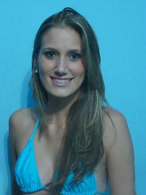Caroline Maldaner  (Foto: Gabriela Loeblein/G1)