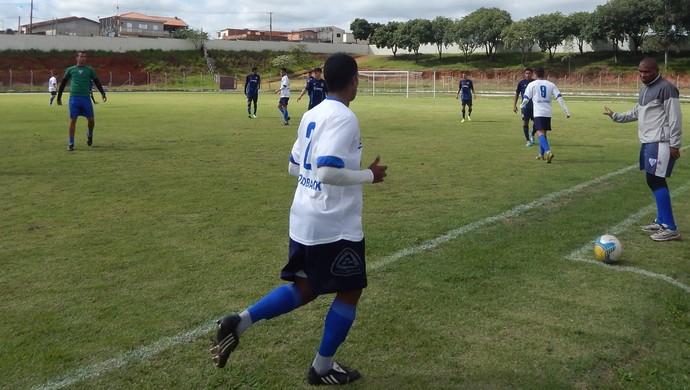 ECUS x São Caetano sub-20 amistoso (Foto: Divulgação/ECUS)