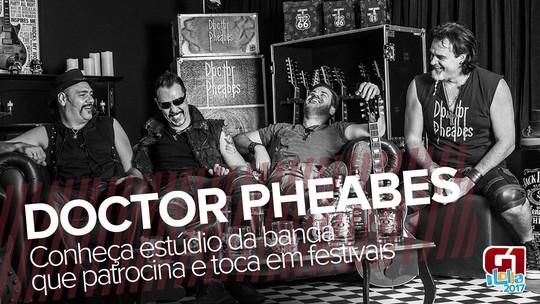 Por que Doctor Pheabes é a única banda até agora que está no Lolla e no Rock in Rio?