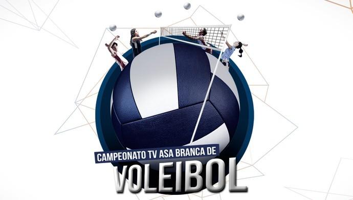 Organização acerta últimos detalhes do Campeonato TV AB de Vôlei (Foto: Reprodução/ TV Asa Branca)