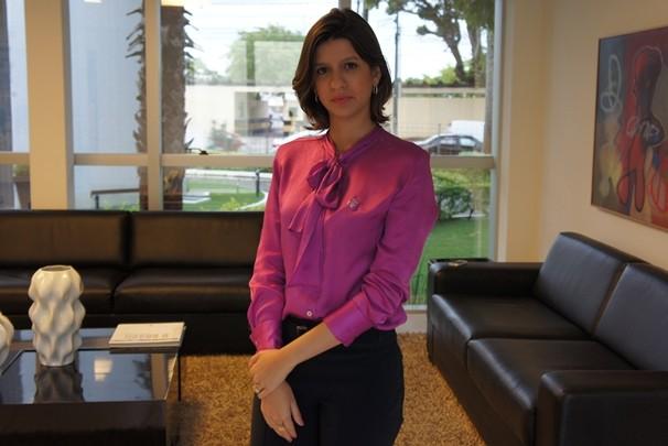 Tatiana Ramos, editora TVs Cabo Branco e Paraíba (Foto: Juliana Miranda/TV Cabo Branco)