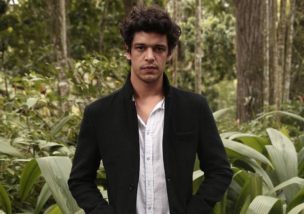 """Pedro Lanim, o Otto de """"Justiça"""" (Foto: André Nicolau/Divulgação)"""