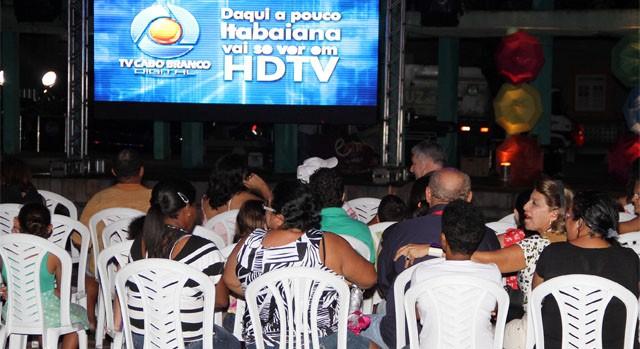 Galeria de fotos: evento marca lançamento da TV Cabo Branco Digital em Itabaiana (Francisco França/Jornal da Paraíba)