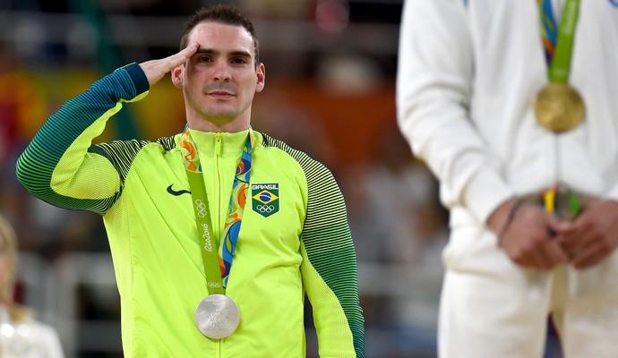 Arthur Zanetti ginástica olimpíadas (Foto: Agência Getty Images)