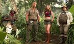 Dwayne Johnson entra no jogo no novo trailer de 'Jumanji: Bem Vindo à Selva'