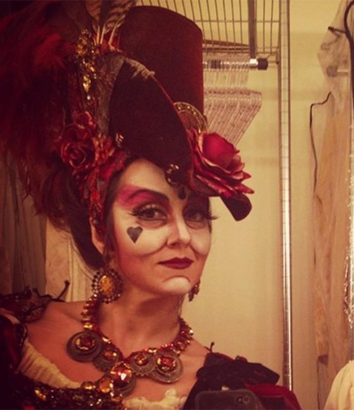 Renata Celidônio está em cartaz no teatro (Foto: Arquivo Pessoal)