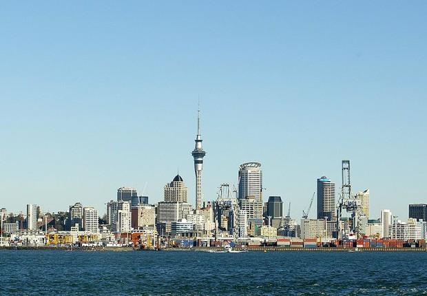 Auckland, Nova Zelândia (Foto: Sandra Teddy/Getty Images)