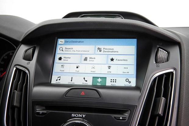 Ford apresenta nova geração do sistema multimídia Sync  (Foto: Divulgação)