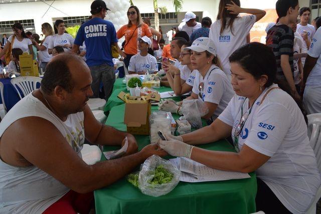 Ação Global Sergipe (Foto: Divulgação)