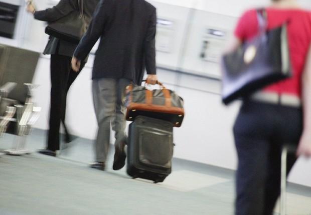 Viagem-viagem a negócios-negócios-aeroporto-turismo-mala-executivo (Foto: Thinkstock)