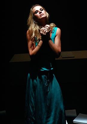 A modelo estreou na TV em 2005 (Foto: Divulgação)