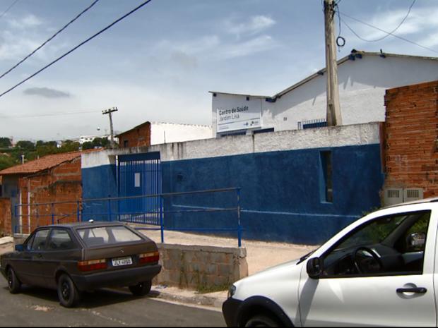 Centro de Saúde do Jardim Lisa em Campinas (SP) (Foto: Reprodução/ EPTV)