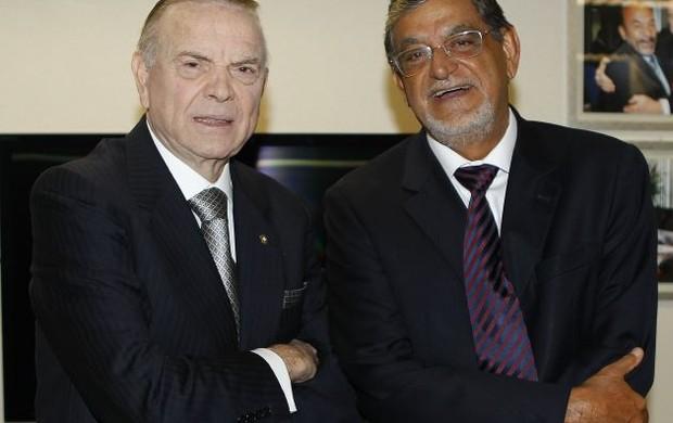 Mário Couto, Marín (Foto: Divulgação/Ascom/CBF)