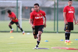 Rithely Sport (Foto: Marlon Costa / Pernambuco Press)