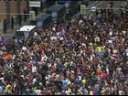 Espanhóis vão às ruas contra o aumento do desemprego