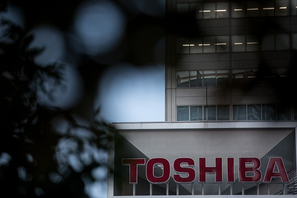 Toshiba (Foto: Getty Images)