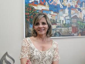 Para vice-reitora, Sisu é avanço para sociedade e para educação (Foto: Raquel Freitas/G1)