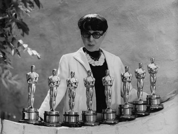 Edith Head (Foto: Divulgao)