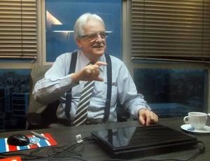 Fernando Schmidt, presidente do Bahia (Foto: Eric Luis Carvalho)