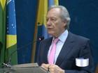 Presidente do Supremo Tribunal é homenageado em  Bragança Paulista