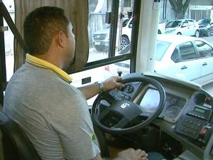 Quero Trabalhar!: Conheça a rotina e as qualidades do motorista de ônibus (Foto: Reprodução/Rede Amazônica Acre)