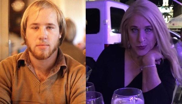 Jess Herbst antes e depois de mudar de gênero (Foto: Reprodução / Facebook)