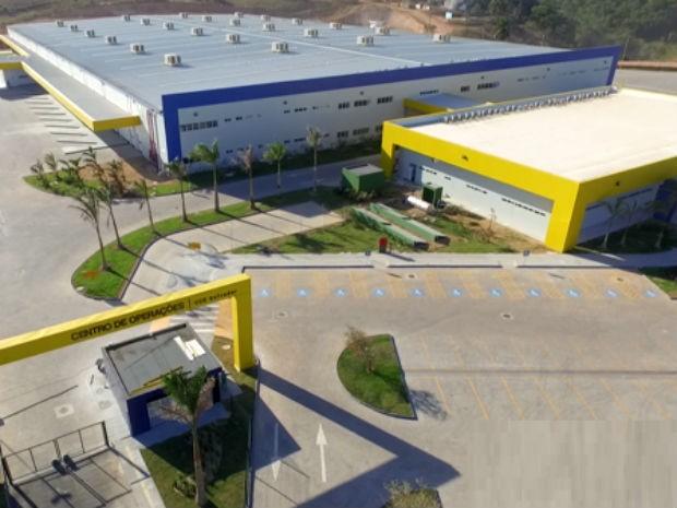 Projeção do novo Centro de Entrega de Encomenda (Foto: Divulgação / Correios)
