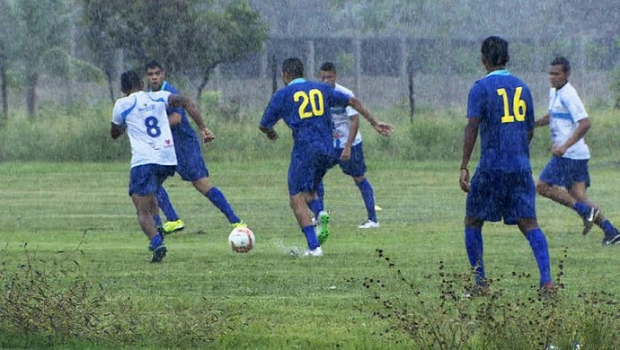 Oratório estreia no sábado (4) contra o Santos-AP no estádio Zerão (Foto: Reprodução/Rede Amazônica no Amapá)