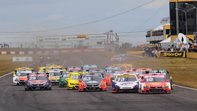Viamão recebe próxima etapa da Stock Car (Foto: Fernanda Freixosa)