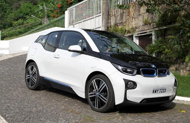 BMW i3 (Foto: Autoesporte)