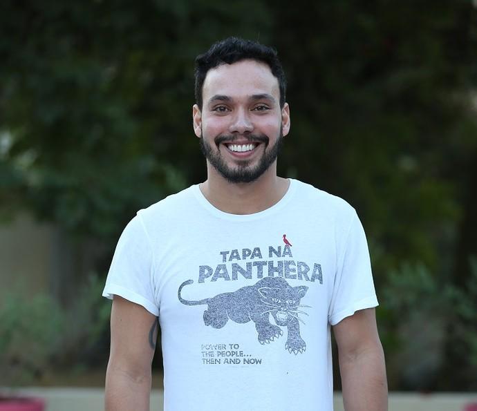 Filipe Labre (Foto: Carol Caminha/Gshow)