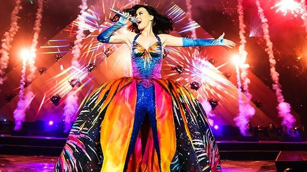 Katy Perry Rock In Rio (Foto: Divulgao)