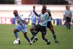 Paysandu enfrenta o Palmeiras, em Belém (Foto: Raimundo Paco / O Liberal)