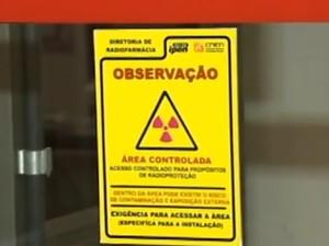 Isótopo radioativo molibdênio é essencial para medicina nuclear (Foto: Reprodução/TV Globo)