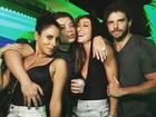 Anitta comemora 23 anos com festão repleto de famosos no Rio