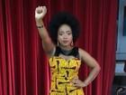 Com infância marcada pelo racismo  baiana é 1ª Miss Black Power no RJ