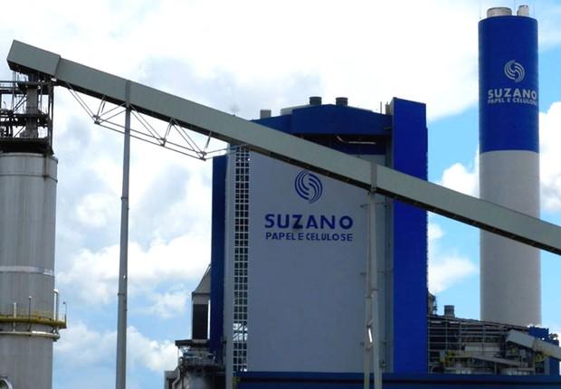 Lucro da Suzano cai 79% no 2º trimetre, para R$ 199 milhões