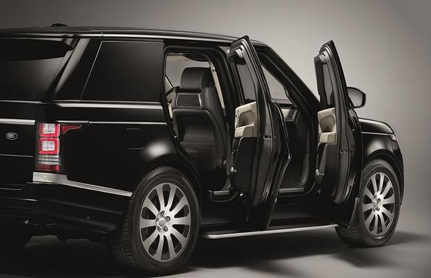 Range Rover Sentinel (Foto: divulgação)